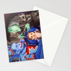 Wicked Witch Stationery Cards
