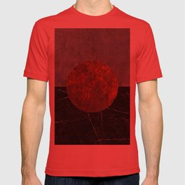 Abstract - Marble, Concrete, and Rusted Iron II T-shirt