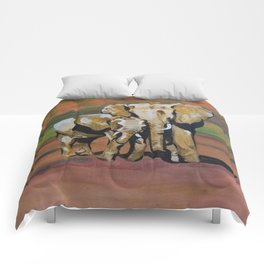 Love of a child Comforters