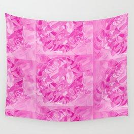 Rose Petals Series Paintings Wall Tapestry