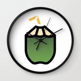 Coco frio Wall Clock