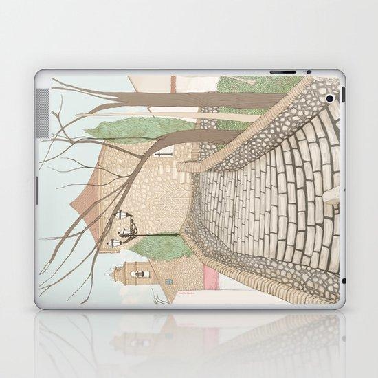 """""""LA PUENTE"""" de Alcañizo Laptop & iPad Skin"""