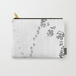 And So We Go Dancing Carry-All Pouch