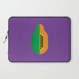 Fruit: Papaya Laptop Sleeve