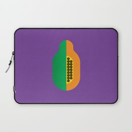 Fruit: Papaya Laptop Sleeve