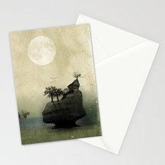 Far Away Fantasy Landscape Stationery Cards