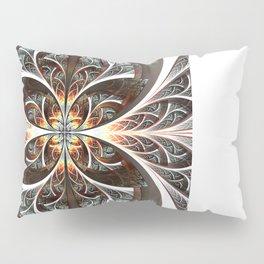 The Nexus - White Pillow Sham