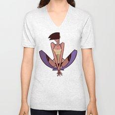 Vanilla Lady Unisex V-Neck