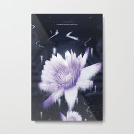 Particle Arts Metal Print