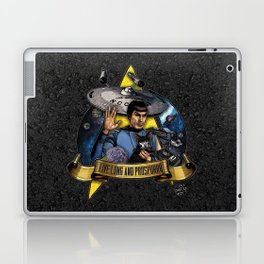 Live Long and Prospurrr... Laptop & iPad Skin