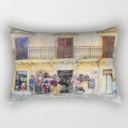 Erice art 1 Rectangular Pillow