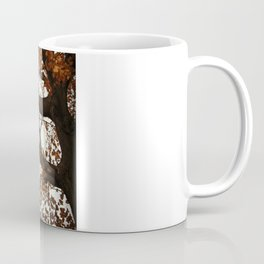 Colors Thriving As The Leaves Are Dying Coffee Mug