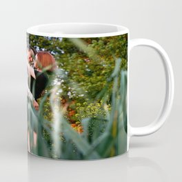 Through the Looking Grass Coffee Mug