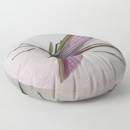 Pretty In Pink Floor Pillow