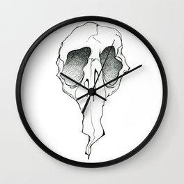 Skullz 02 Wall Clock