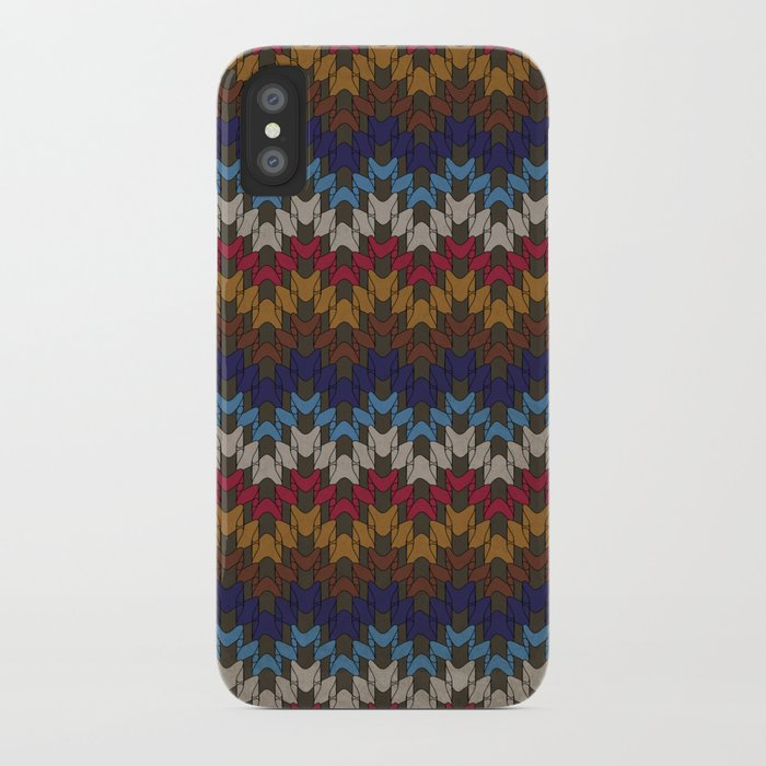 Daddy's Sweater iPhone Case