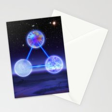 CSETI Logo in 3D Stationery Cards