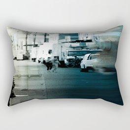 City Stripes Rectangular Pillow