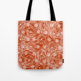 Raspberry Tote Bag