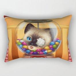 Candy machine Rectangular Pillow