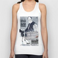 seinfeld Tank Tops featuring For Seinfeld Fans by Alain Cheung