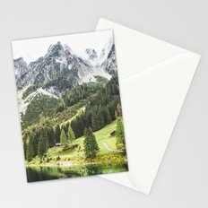 Alps in Austria. Stationery Cards