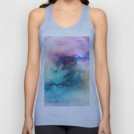 Dreaming by Nature Magick Unisex Tank Top