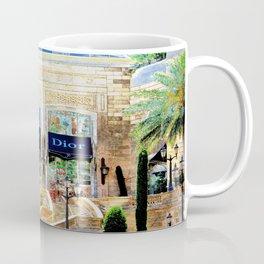 Fashion Vegas Style Coffee Mug