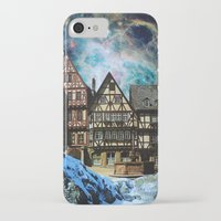 germany iPhone & iPod Cases featuring Impossible Germany by John Turck