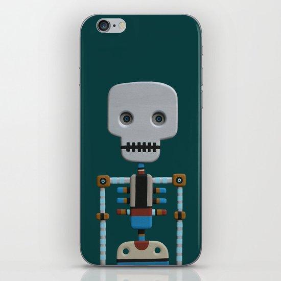 The athlete iPhone & iPod Skin