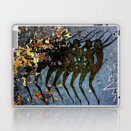 Josephine Baker Graffiti in the French Riviera Laptop & iPad Skin