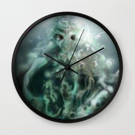Cthulhu fhtagn Wall Clock