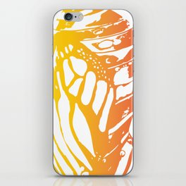 Cannery Row Butterfly iPhone Skin