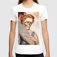 ginger T-shirts featuring GINGER by Julia Lillard Art