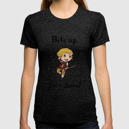 Bits up, face down! Sera T-shirt