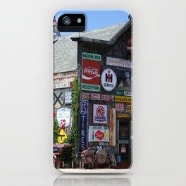 The Marathon Pub iPhone Case