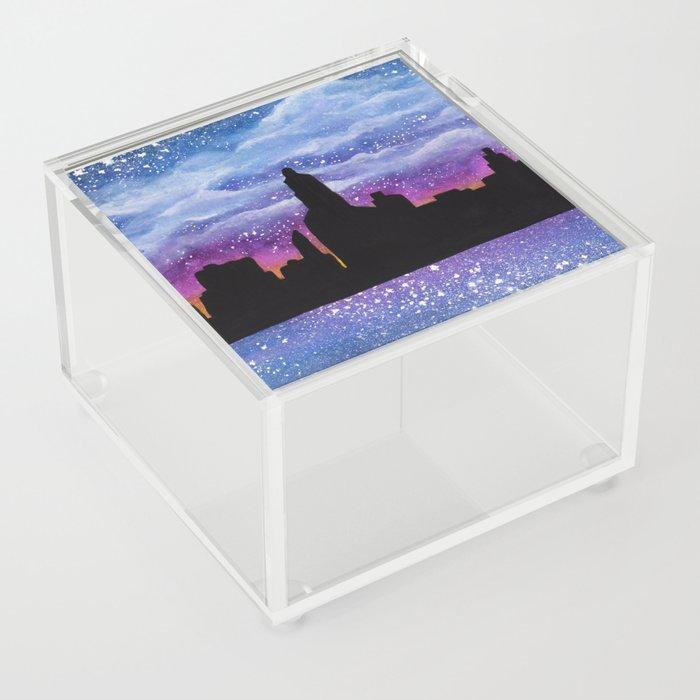 City of Stars Acrylic Box