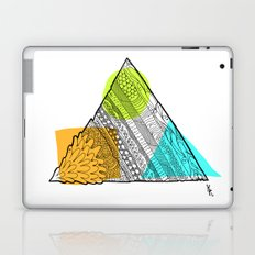 Triangle Doodle Laptop & iPad Skin