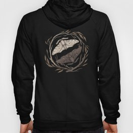 Peppered Moths Hoody
