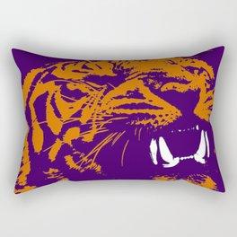 Clemson Tiger Rectangular Pillow