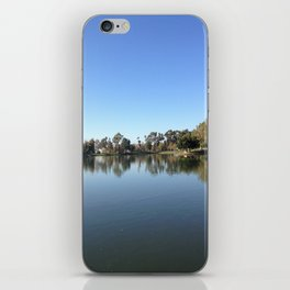 Let Us Reflect iPhone Skin