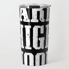 Paris High Noon Travel Mug