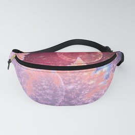 Universe in nature Fanny Pack