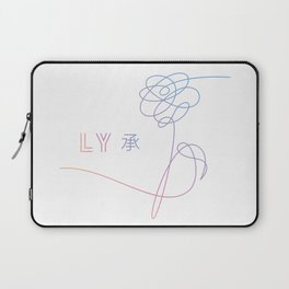 bts love yourself Laptop Sleeve