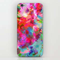 NEON GARDEN iPhone & iPod Skin