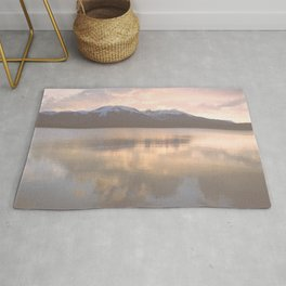 Copper Sunset - Lake Dillon, Colorado Rug