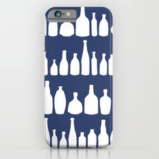 Bottles Navy iPhone 6s Slim Case