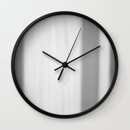 Window detail Wall Clock