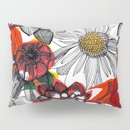Unfold Pillow Sham