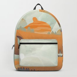 Mother Earth/Desert Patina Backpack